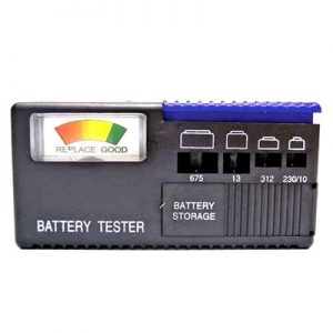 Battery Testers and Tools