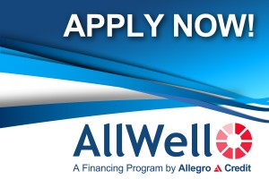 Apply for AllWell credit